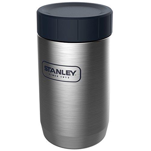 STANLEY(スタンレー) 真空フードジャー スリム 0.41L シルバー 保温 スープ 03101-003 (日本正規品)