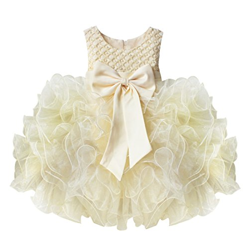 (アイム)iiniim 子供ドレス 女の子キッズドレス フォーマル キッズドレス リボン ワンピース...
