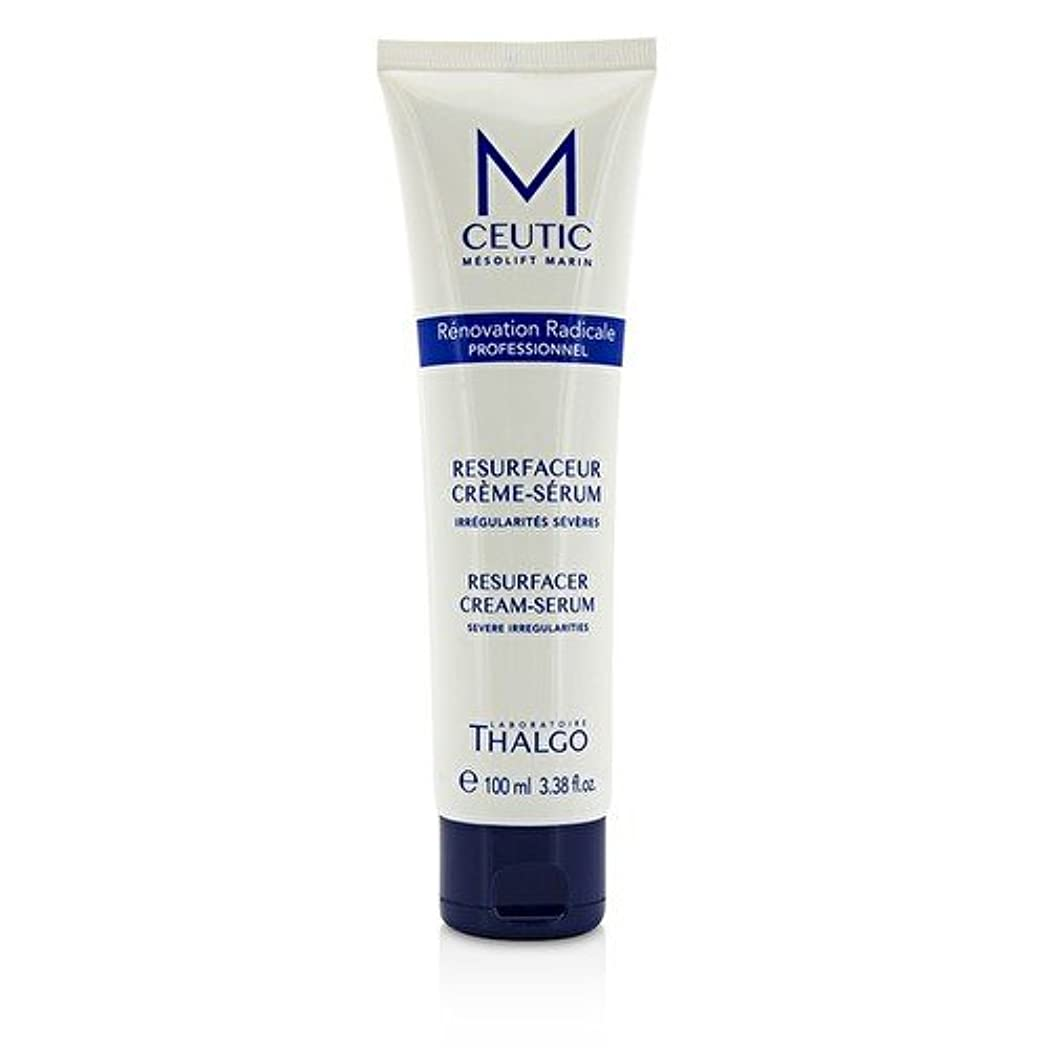 ケーキコスト偉業タルゴ MCEUTIC Resurfacer Cream-Serum - Salon Size 100ml/3.38oz並行輸入品