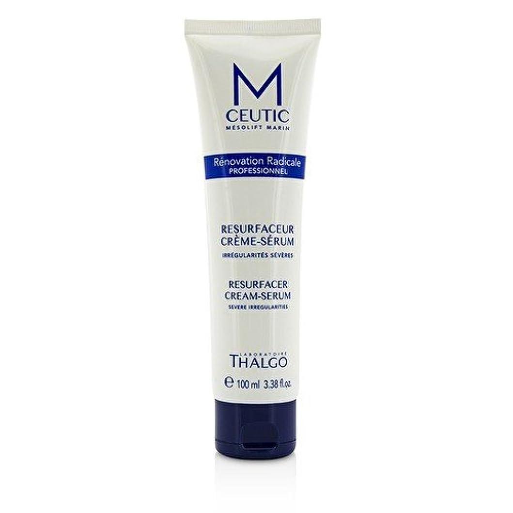 禁じる武装解除系統的タルゴ MCEUTIC Resurfacer Cream-Serum - Salon Size 100ml/3.38oz並行輸入品