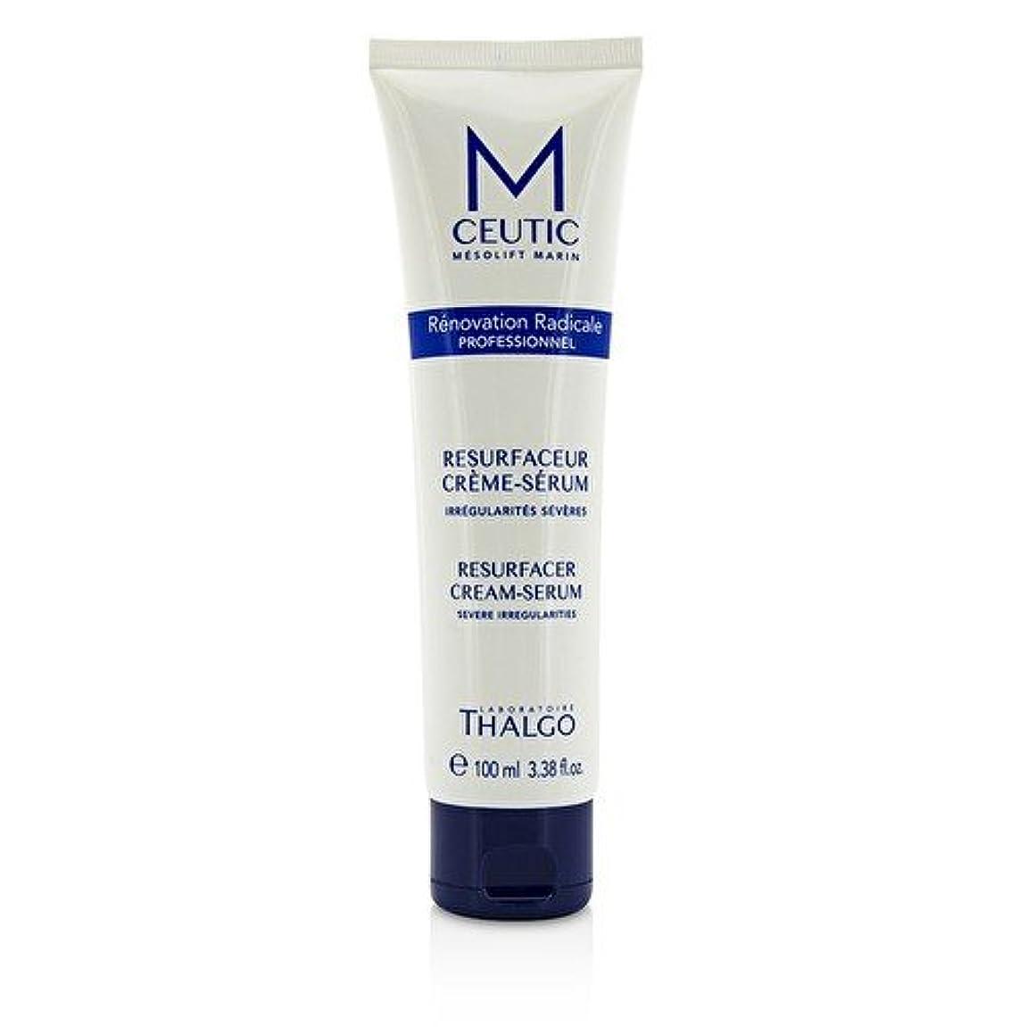 レイア緊張開示するタルゴ MCEUTIC Resurfacer Cream-Serum - Salon Size 100ml/3.38oz並行輸入品