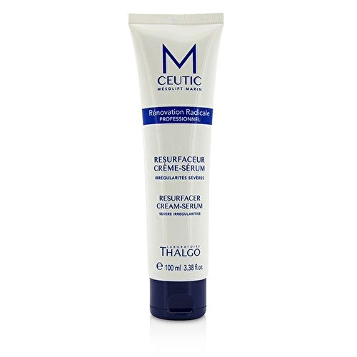 有名なメロドラマ変化するタルゴ MCEUTIC Resurfacer Cream-Serum - Salon Size 100ml/3.38oz並行輸入品