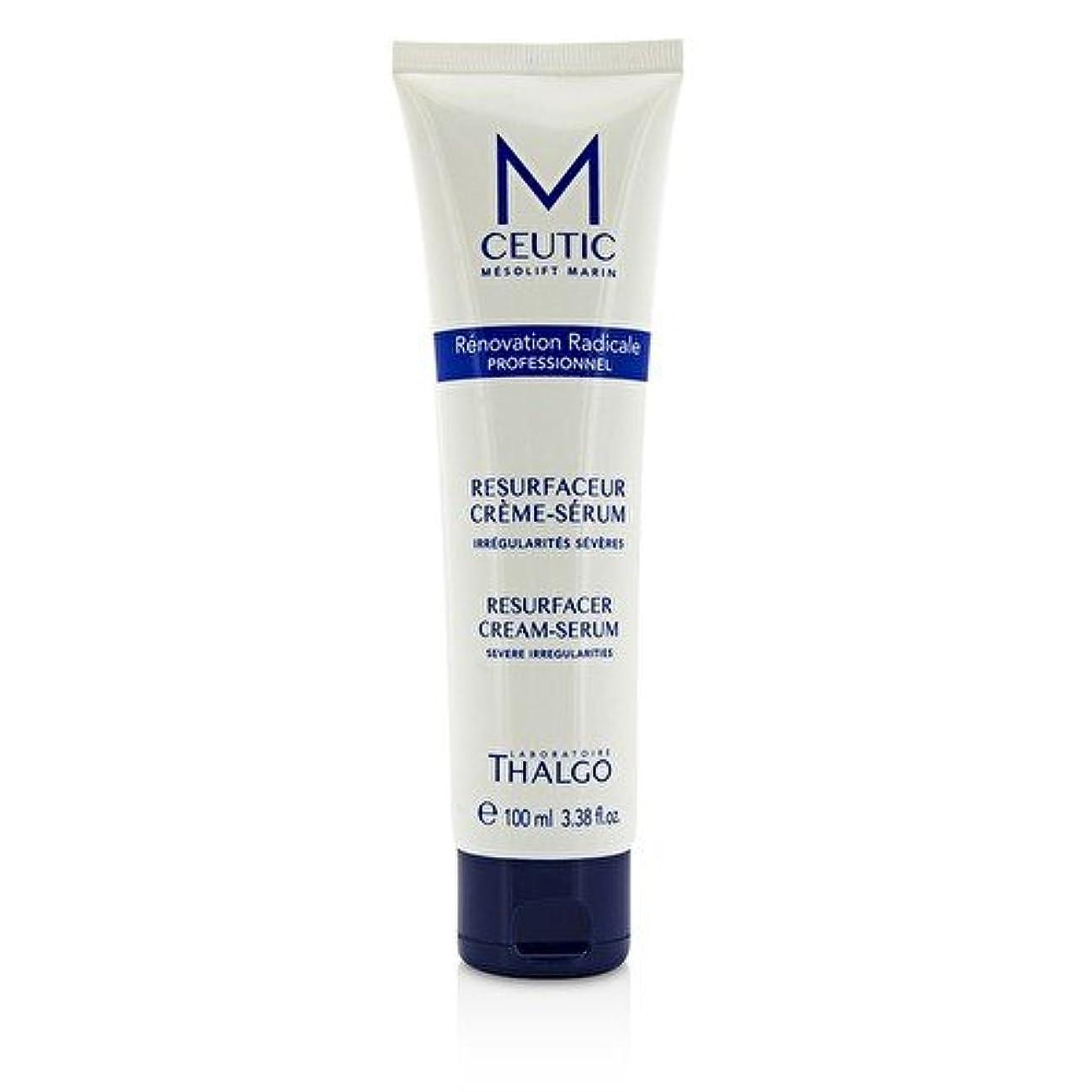 キャンセル罪悪感不運タルゴ MCEUTIC Resurfacer Cream-Serum - Salon Size 100ml/3.38oz並行輸入品