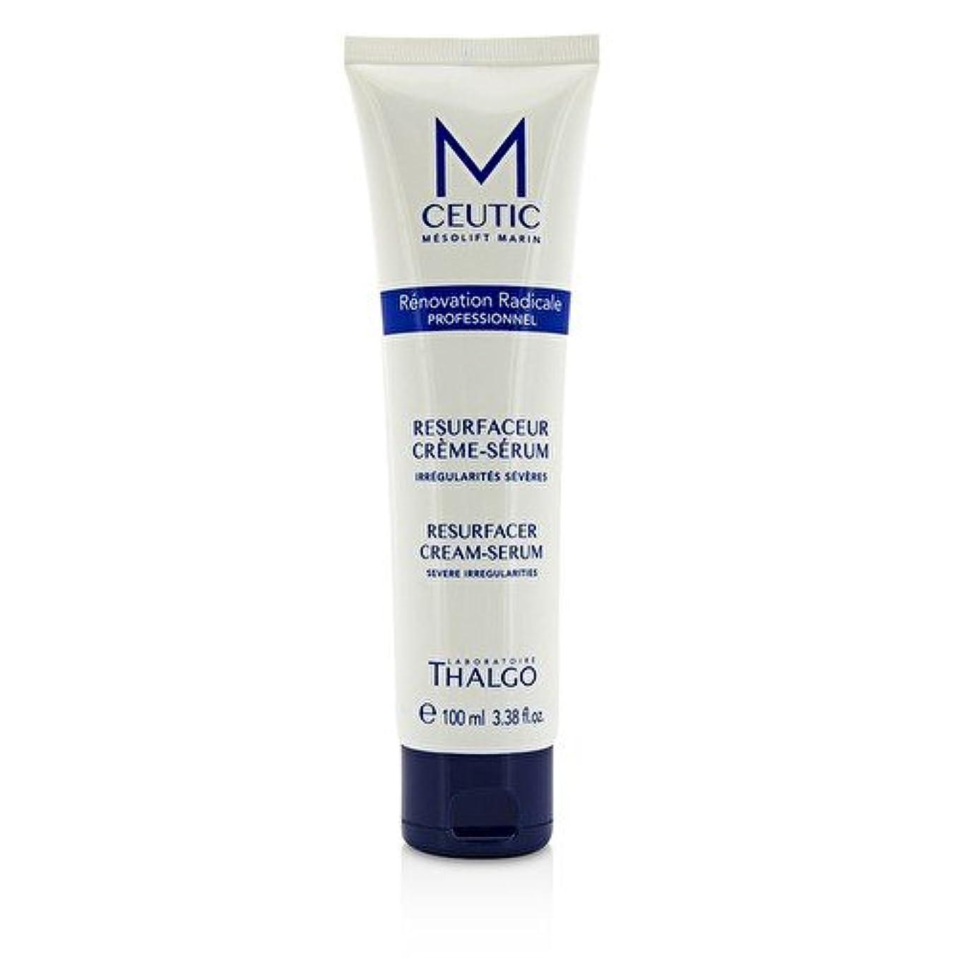 高い農奴スコアタルゴ MCEUTIC Resurfacer Cream-Serum - Salon Size 100ml/3.38oz並行輸入品