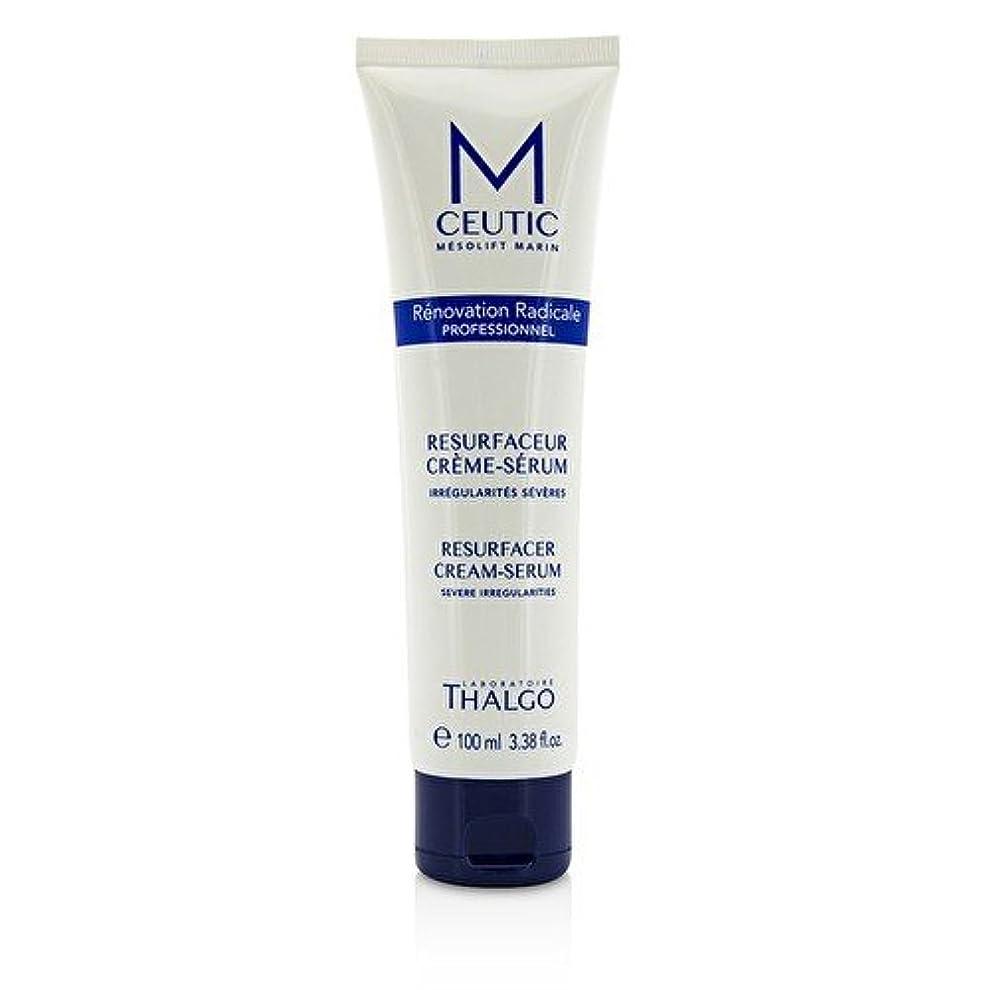 惨めな破滅的な相反するタルゴ MCEUTIC Resurfacer Cream-Serum - Salon Size 100ml/3.38oz並行輸入品