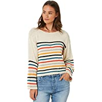 Rip Curl Women's Golden Haze Crew Sweater Acrylic