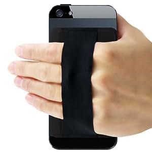 バンカーリング カードホルダーポケット付 ハンドホルダー付き iPhone 5 Nexus 4 Nexus 5 スマホ用【日本正規輸入代理店品】