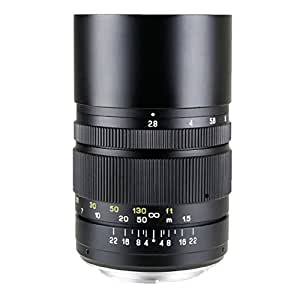 中一光学(ZHONG YI OPITCS) 単焦点レンズ CREATOR 135mm F2.8 II (ニコンFマウント)