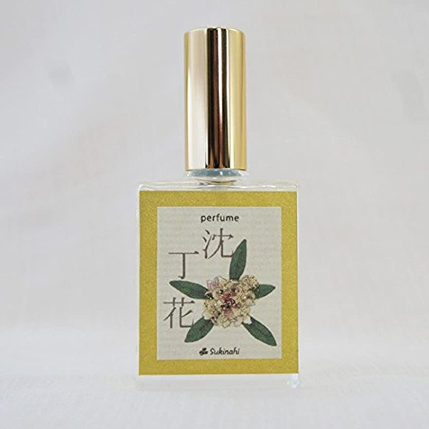 スクラッチ現れる迷彩和香水「三大香木シリーズ」16ml (沈丁花)