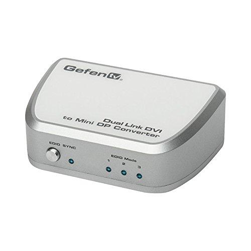 ハイパーツールズ  デュアルリンク DVI to Mini DisplayPortコンバータ GTV-DVIDL-2-MDP