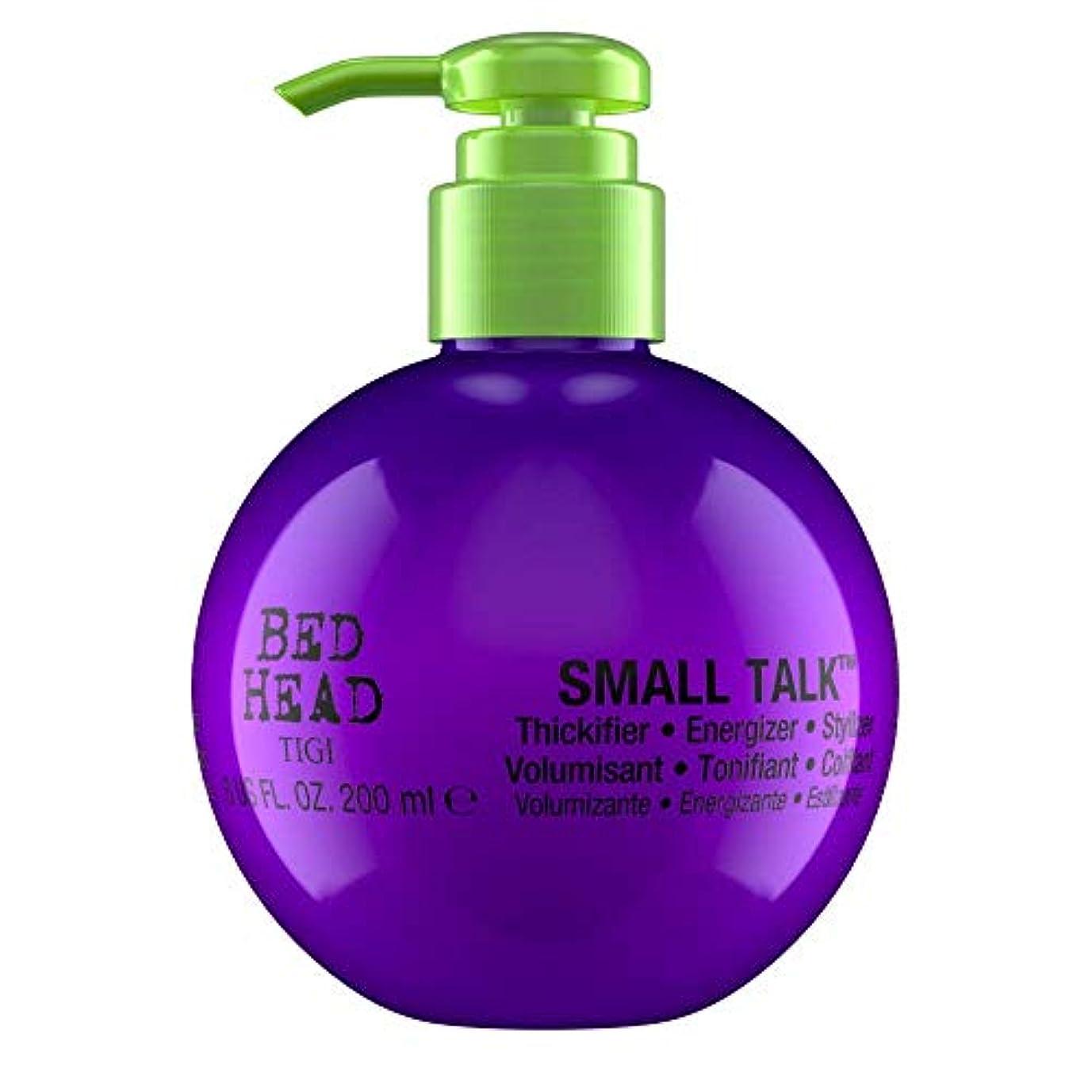 お風呂を持っている記念日処方するTigi Bed Head Small Talk 200ml