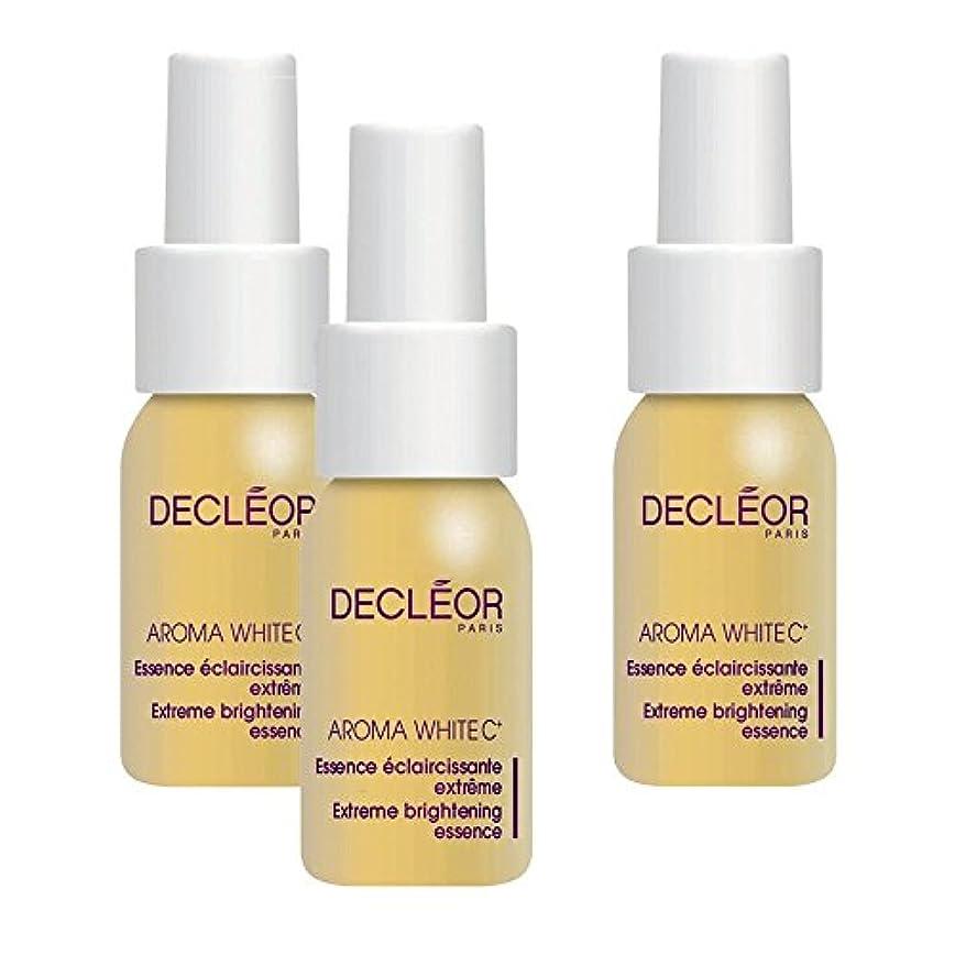 マットレススクラップ主人[Decl?or] デクレオールアロマホワイトC +極端な光沢のエッセンス3×10ミリリットル - Decl?or Aroma White C+ Extreme Brightening Essence 3 X 10ml [並行輸入品]