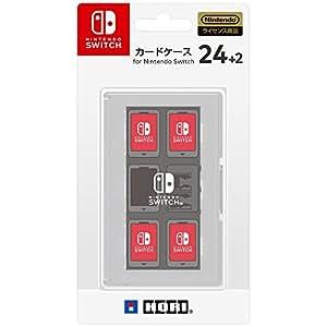 【Nintendo Switch対応】カードケース24+2 for Nintendo Switch ホワイト