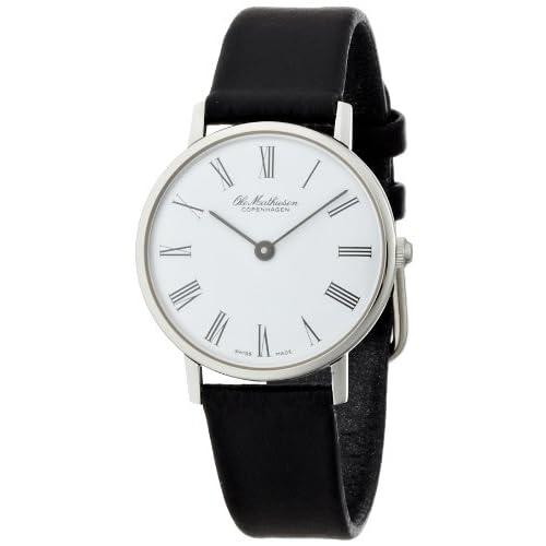 [オーレ・マティーセン]OLE MATHIESEN 腕時計 ROMAN.WHITE DIAL OM1.28 OM1.28 レディース 【正規輸入品】