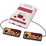 初代赤白ファミコンデザイン ファミコン互換機本体 [SRP1250] [並行輸入品]