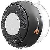 TaoTronics吸盤式Bluetooth3.0ワイヤレススピーカー マイク搭載(防水仕様)A2DP/AVRCP対応 TT-SK03(B)