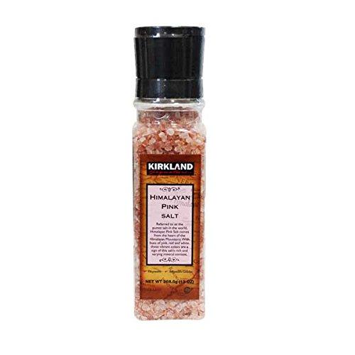 ヒマラヤピンク岩塩 368g 食卓塩 ミル付き(グラインダー付) いつでも挽きたての味