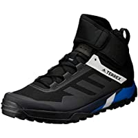 adidas Australia Men's Terrex Trail Cross Protect Mountain Bike Shoes, Blue Beauty/Core Black/Collegiate Navy