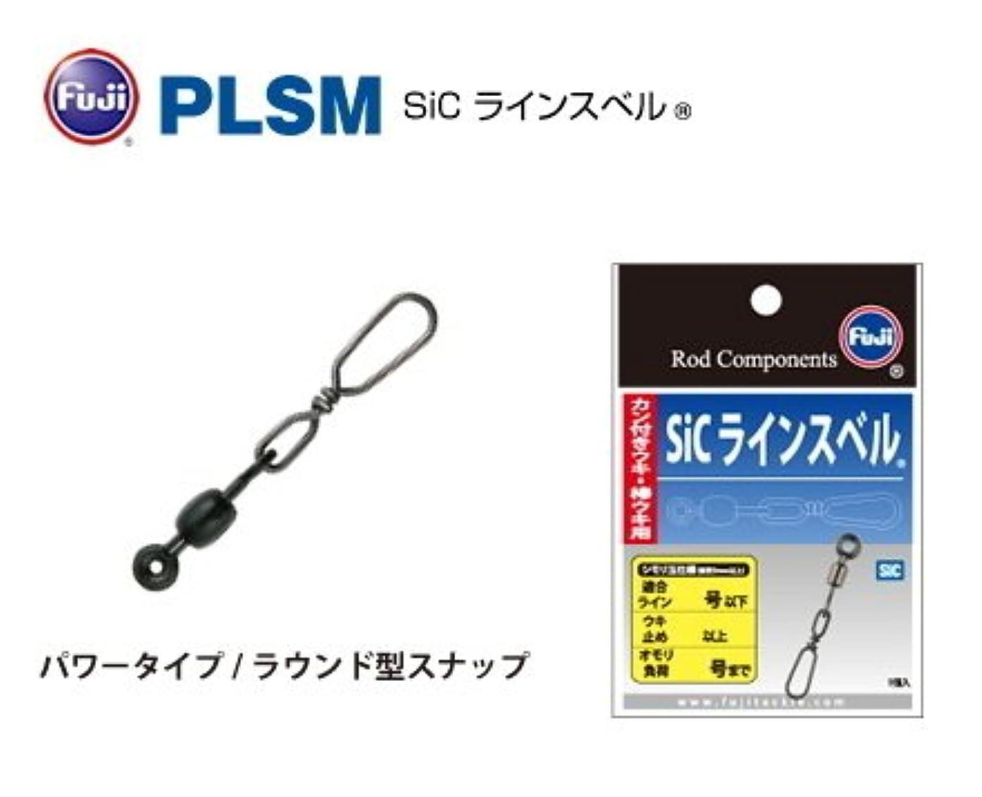 富士工業(FUJI KOGYO) SiCリング パワータイプ ラウンド型スナップ PLSM SR1.0