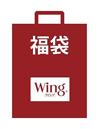 (ウイング/ワコール)Wing/Wacoal【ハッピーバッグ】レディースショーツ 5枚セット KC9850  マルチカラー M