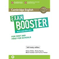 Cambridge English Booster with Answer Key for First and First for Schools  - Self-study Edition: Photocopiable Exam Resources for Teachers (Cambridge English Exam Boosters)
