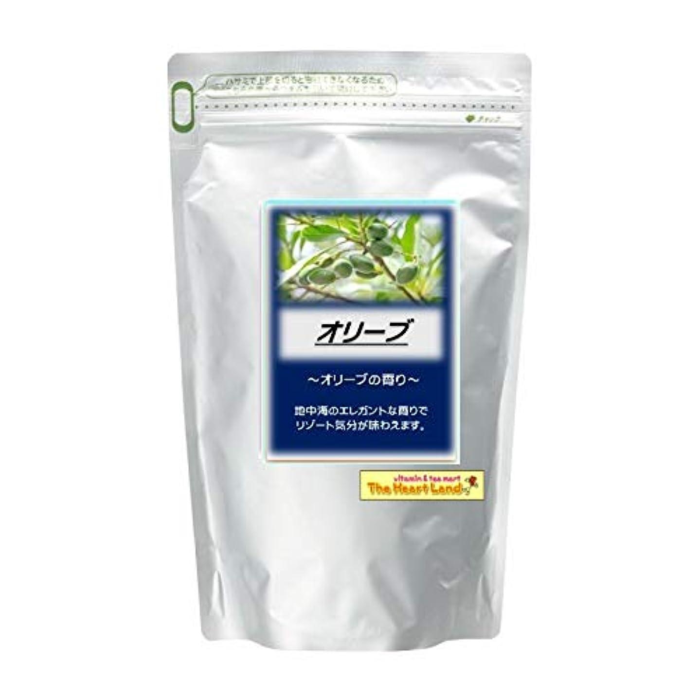 アサヒ入浴剤 浴用入浴化粧品 オリーブ 2.5kg