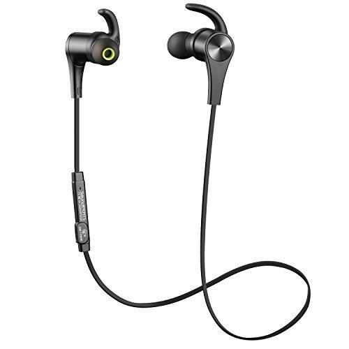 Q12 Bluetooth イヤホン SoundPEATS サウンドピーツ【メーカー直販/1年保証付】apt-Xコーデック採用 高音...