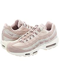 [ナイキ] WMNS AIR MAX 95 LX PARTICLE ROSE/VAST GREY/WHITE [並行輸入品]