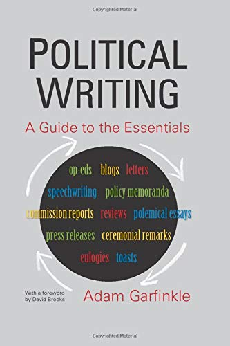 Download Political Writing: A Guide to the Essentials 0765631245