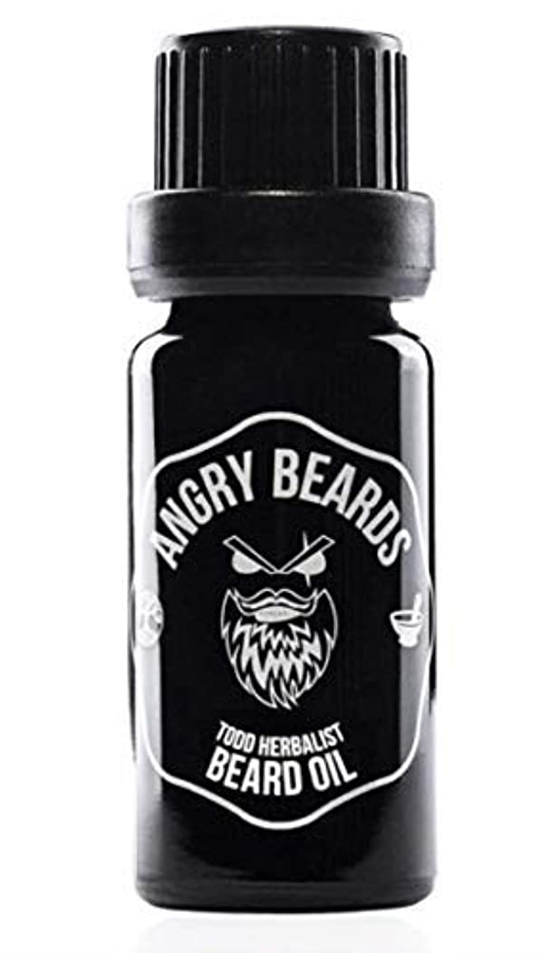 発動機インターネットサイレントTodd Herbalist Beard Oil by Angry Beards 10ml / Todd Herbalistビアードオイルby Angry Beards 10ml チェコ製