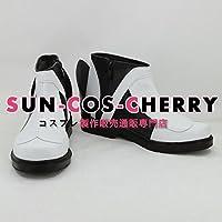 【サイズ選択可】コスプレ靴 ブーツ K-1754 ゴッドイーター2 GOD EATER 2 男主人公 女性22.5CM
