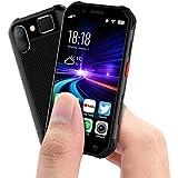 SOYES S10 アウトドア スマートフォン SIMフリー 4Gスマホ本体 3.0インチ リア5MPカメラ フロント5MPカメラ 3GB 32GB Android6.0 1900mAh GPS NFC PTT SOS 防水/防塵/耐衝撃 顔認証 指