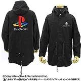 """プレイステーション M-51ジャケット 初代""""PlayStation""""/BLACK-XL"""