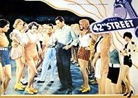 42nd Street Movie Musicalポスター( 34x 24)