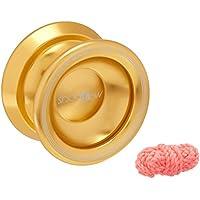 New Golden Magic YoYo T8 Shadow Aluminum Professional Yo-Yo with 5 Yoyo Strings by bestfavor [並行輸入品]