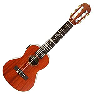 ARIA アリア 6弦テナーエレクトリックウクレレ G-Uke Electric 6-string Ukulele ソフトケース付 ATU-120/6E