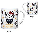 こち亀展大阪 ハローキティ HELLO KITTY マグカップ 総柄Ver.?