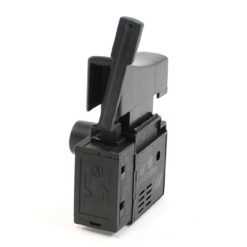 uxcell 電気トリガスイッチ スピードコントローラ マキ...