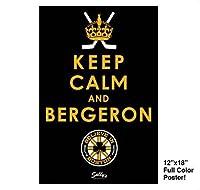 Keep Calm and Bergeronポスター