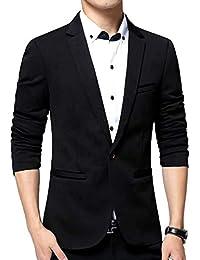(ナガポ)NAGAPO メンズ 長袖 テーラード ジャケット ビジネス フォーマル パーティー 大きいサイズ カジュアル