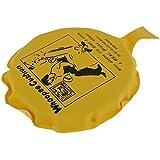 ノーブランド品 ブーブー クッション おならやったージョーク いたずら ギャグトリック パーティーのおもちゃ 3色 - 16センチメートル, 黄