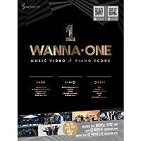 韓国楽譜集 Wanna One(ワナワン) ミュージックビデオ&ピアノスコア(MVスチールカット14枚+MV QRコード収録)