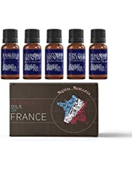 Mystic Moments | Gift Starter Pack of 5 x 10ml - Essential Oils Of France