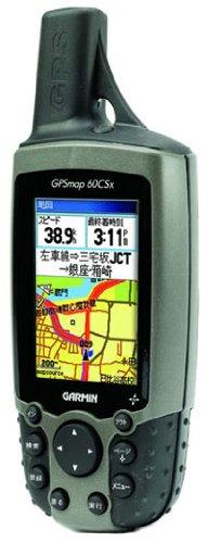 GARMIN(ガーミン) GPSmap60CSx(日本版)  42207