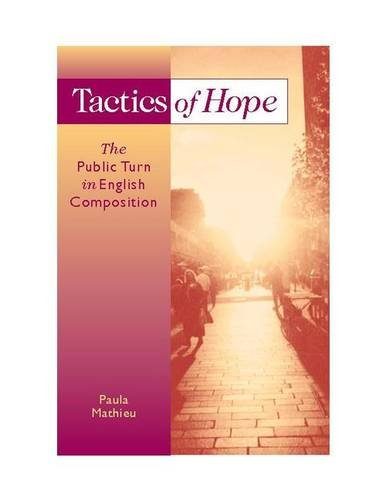 Download Tactics Of Hope: The Public Turn In English Composition 0867095784