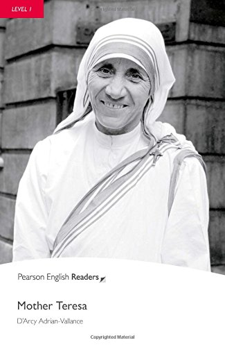 Penguin Readers: Level 1 MOTHER TERESA (Penguin Readers, Level 1)の詳細を見る