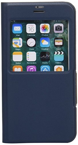 エレコム iPhone8 ケース カバー 手帳型 レザー ウ...