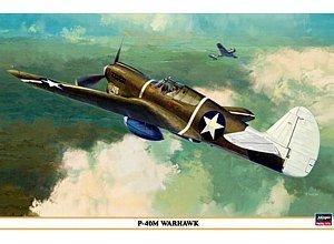 Hasegawa 1 32 P-40M Warhawk 08199
