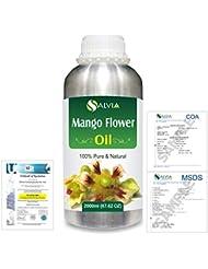 Mango Flowers (Mangifera indica) 100% Natural Pure Essential Oil 2000ml/67 fl.oz.