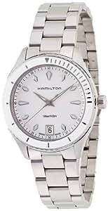 [ハミルトン]HAMILTON 腕時計 Jazzmaster Seaview 37mm(ジャズマスター シービュー) H37411111  【正規輸入品】